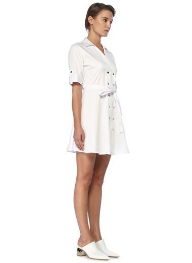 Que Elbise Beyaz
